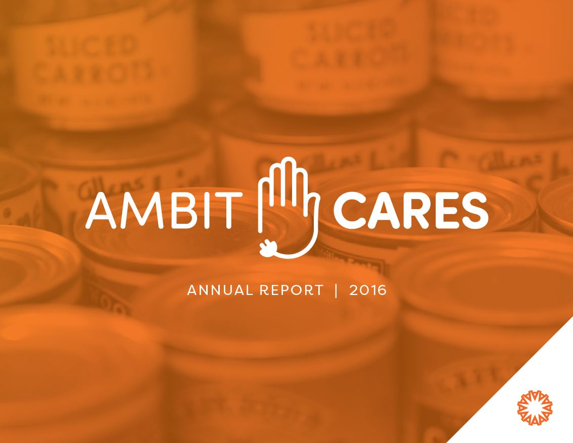 Ambit Cares 2016 Annual Report