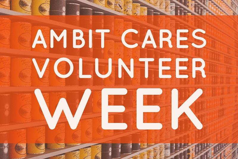 How to Participate in an Ambit Cares Volunteer Week