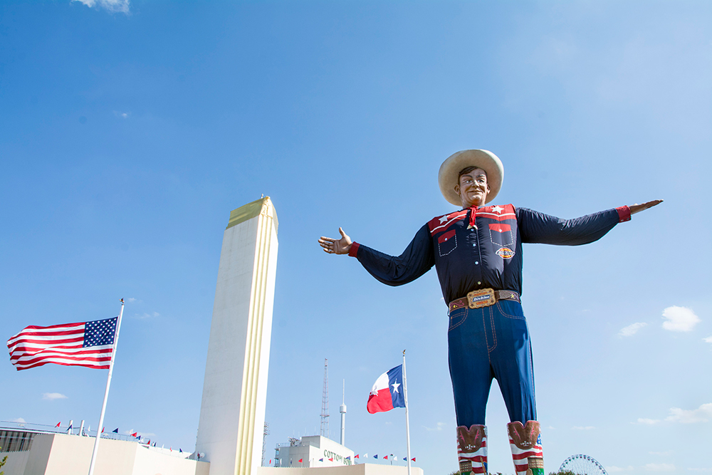 The Best Electrified Attractions in Texas
