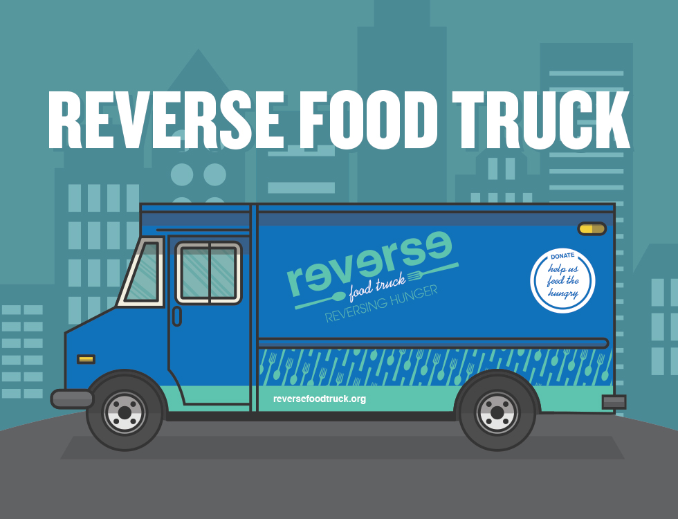 Don't Miss the Food Truck Food Drive in Downtown Dallas on April 25
