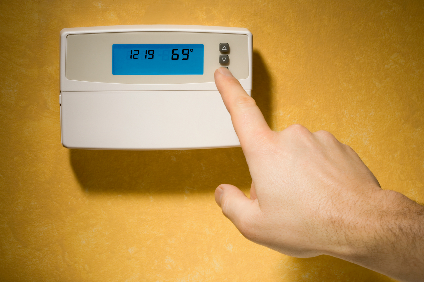 Set your Thermostat, Save Money this Fall