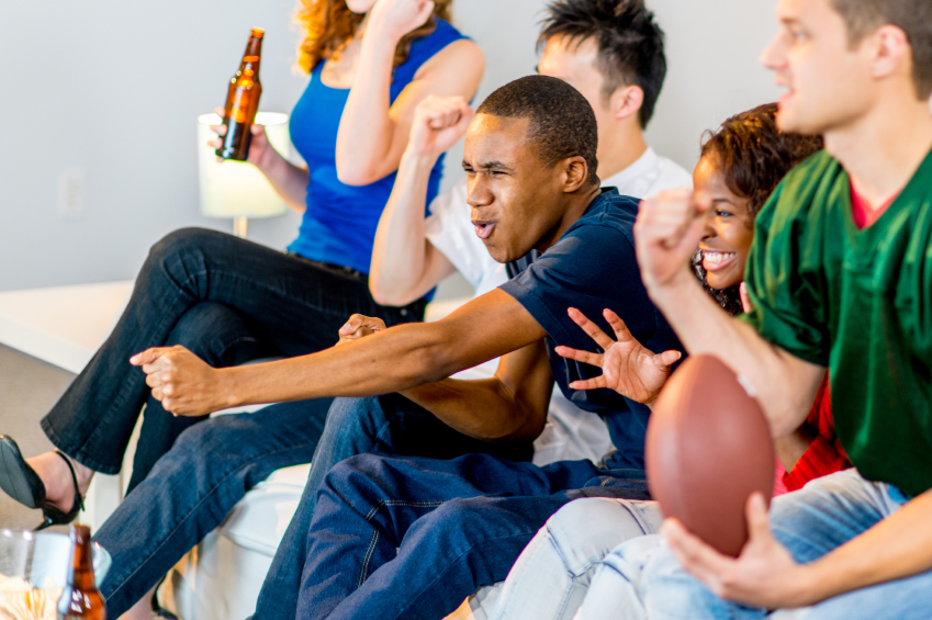 Host a Football Watching Party without High Energy Bills | Ambit Energy
