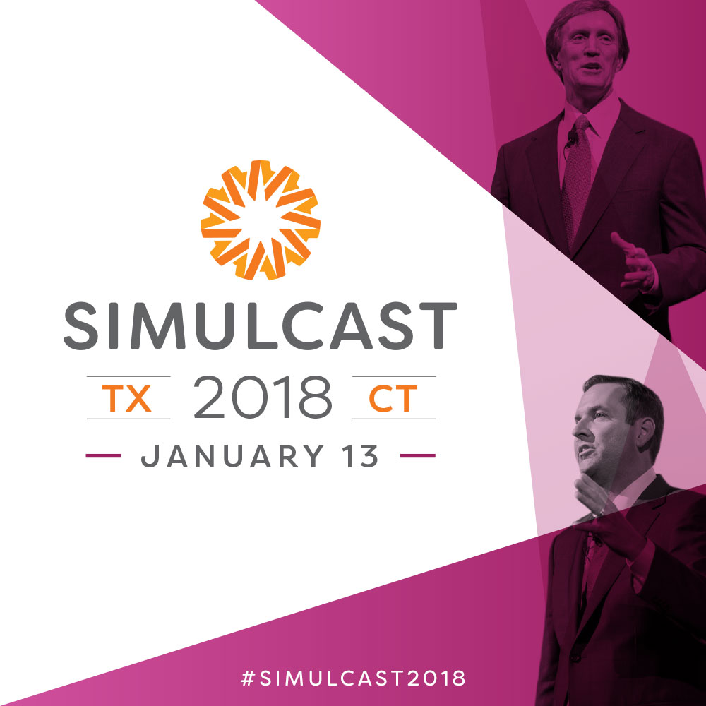 Simulcast 2018: Know Before You Go