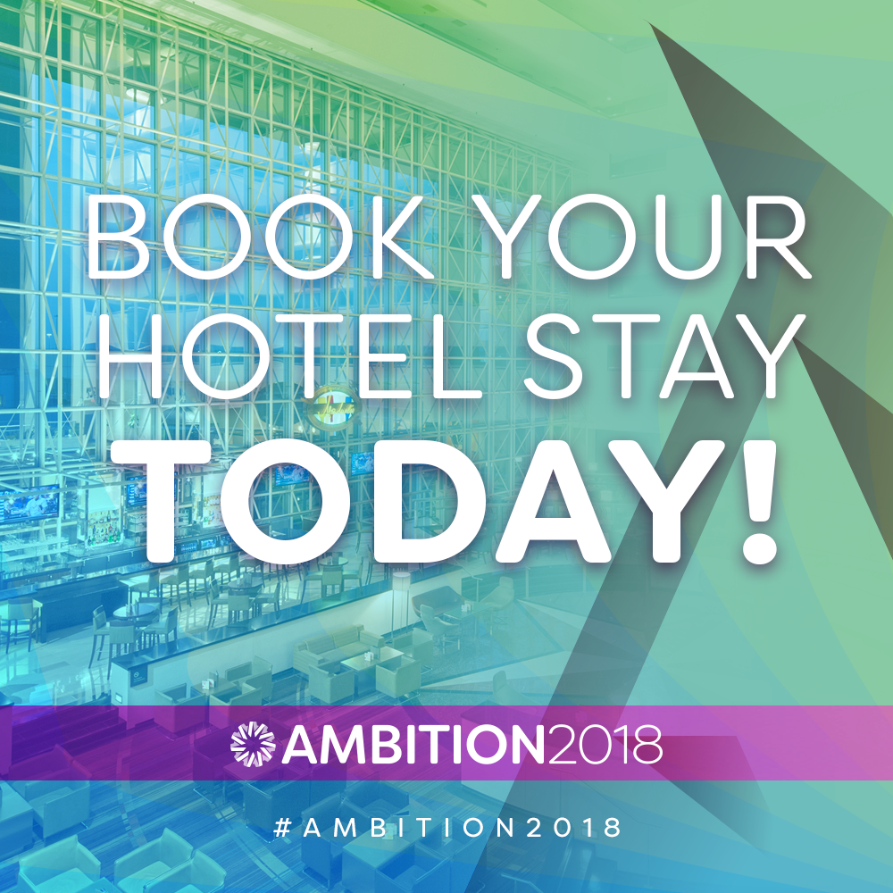Book It! Your Guide to AMBITION Host Hotels