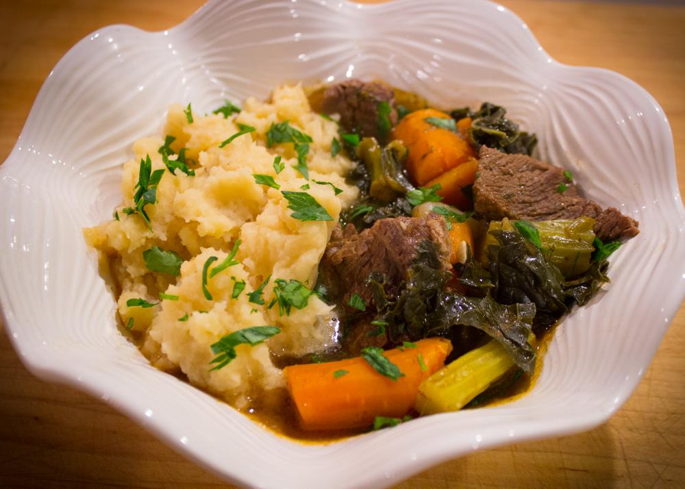 Ambit Cooks | Instant Pot Beef Stew