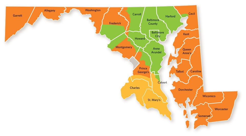 Maryland Service Area Check Rates Now Ambit Energy