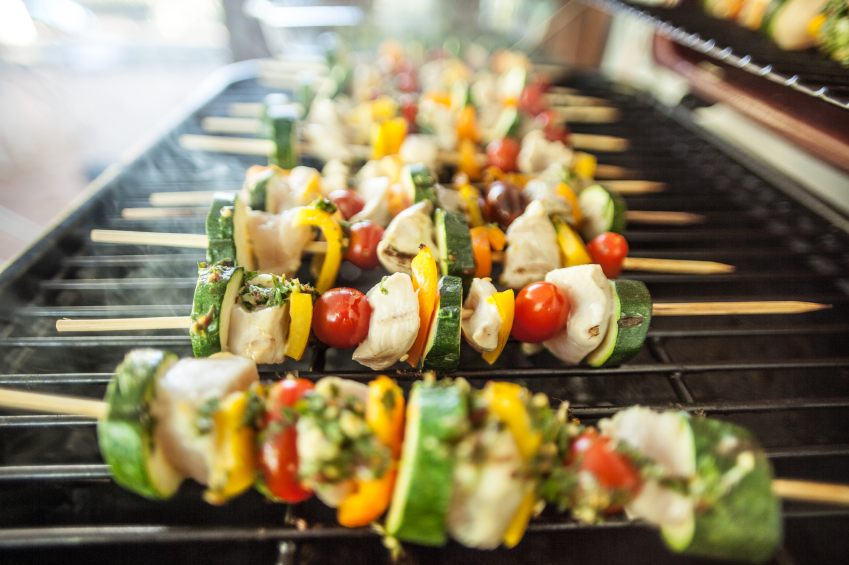 Energy Tips: Efficent Grilling with Natural Gas