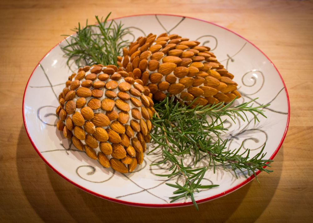 Ambit Cooks: Garlic & Herb Pinecone Goat Cheese Ball | Ambit Energy