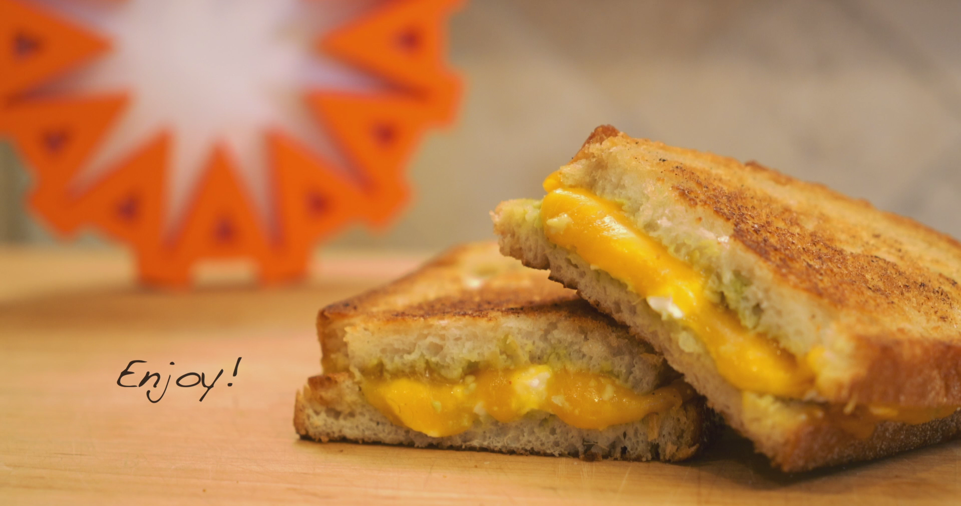 Ambit Cooks | Spicy Avocado Grilled Cheese | Ambit Energy