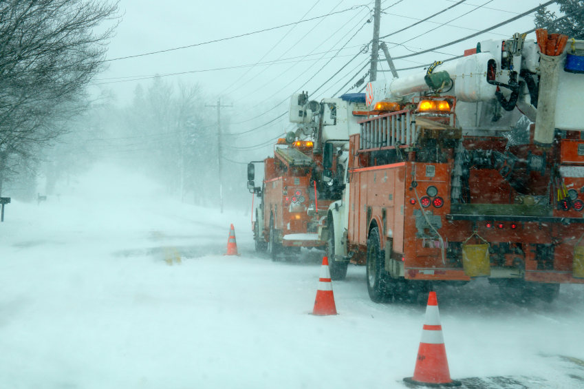 How to Prepare for a Winter Storm Outage