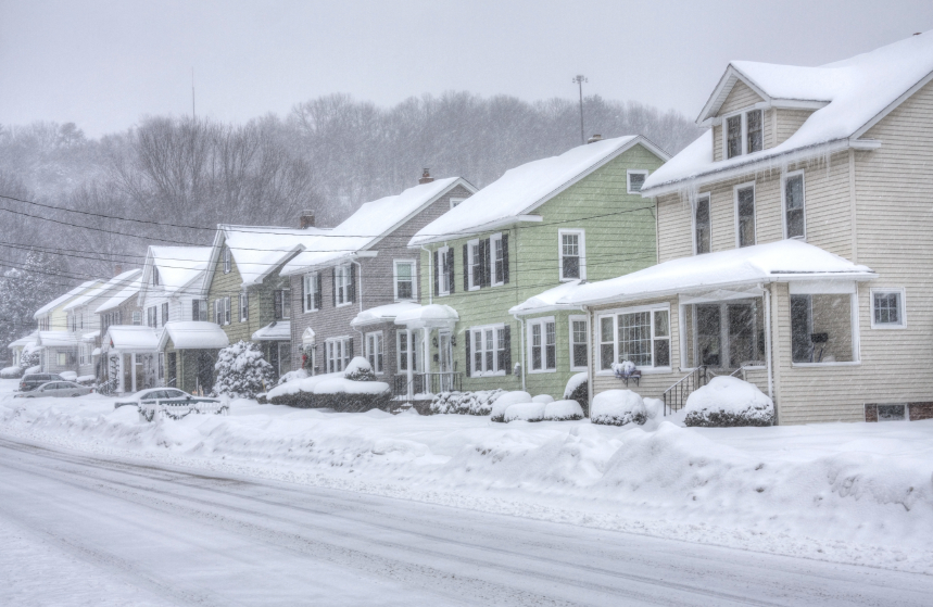 Winter Storm Survival for Your Home