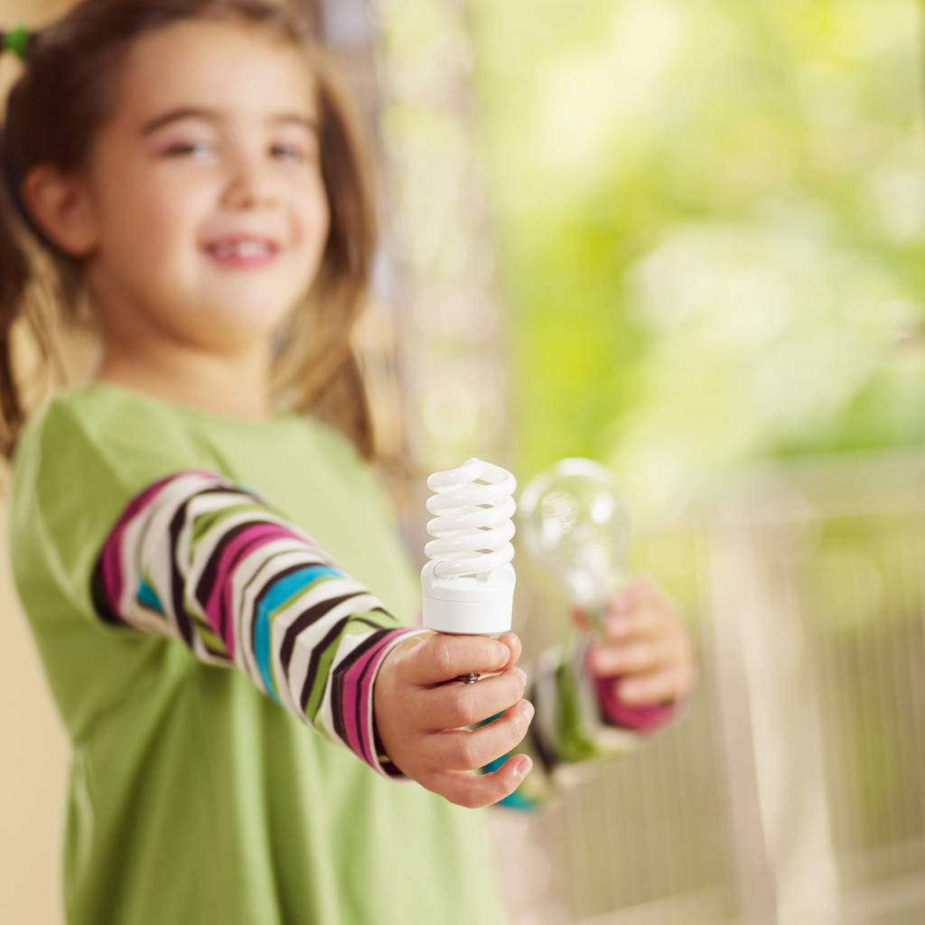 Saving Energy: Hey, Kids, Do Try This at Home.